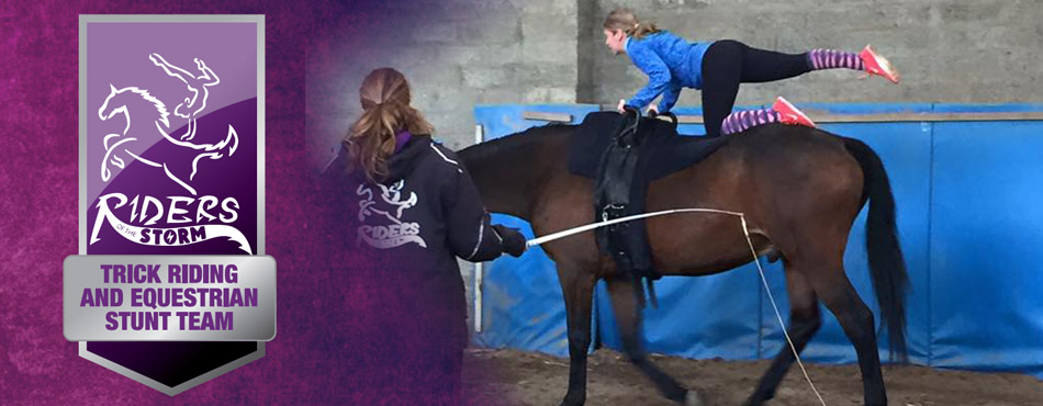 Trick Riding Lessons & Training